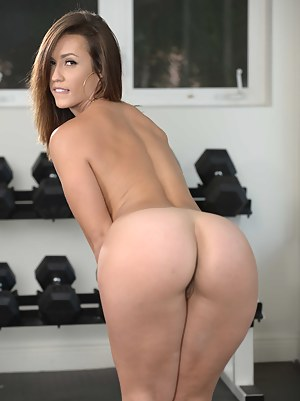 Big Ass Gym Porn Pictures