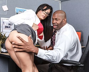 Big Ass Secretary Porn Pictures